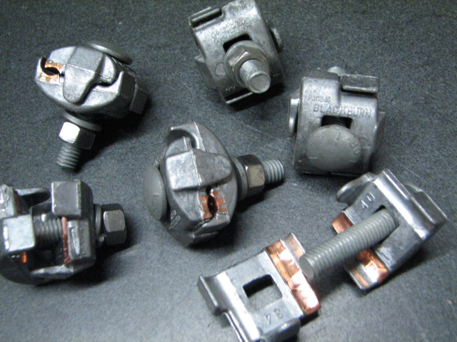 Blackburn pac parallel groove connector clamps ebay